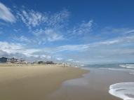 pretty day beach