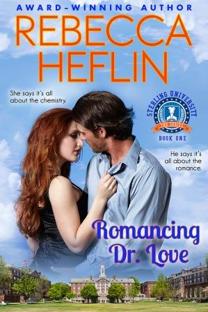 rebeccaheflin_romancingdrlove_cover