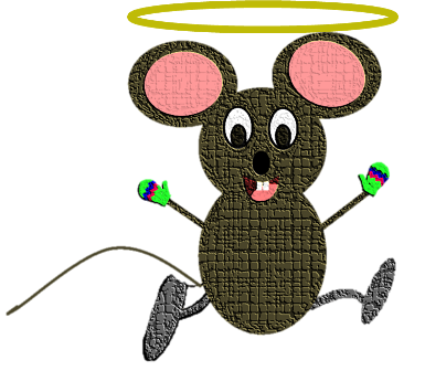 mouse-halo