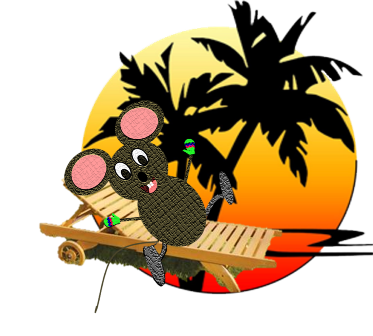 mouse-on-vacation