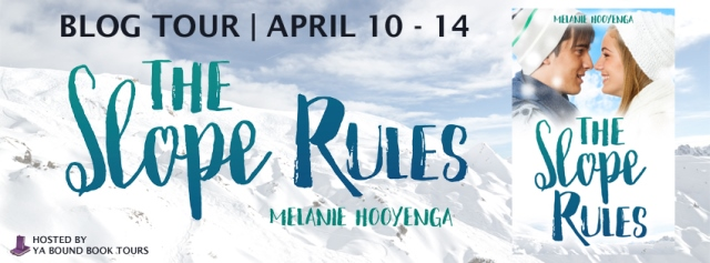 The Slope Rules tour banner