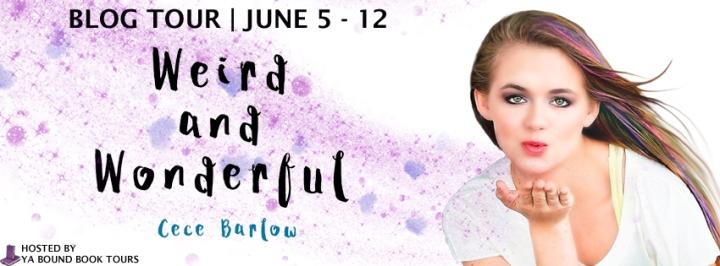 Weird and Wonderful tour banner