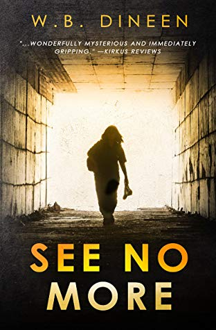 See No More Release Blitz with Excerpt and Giveaway!